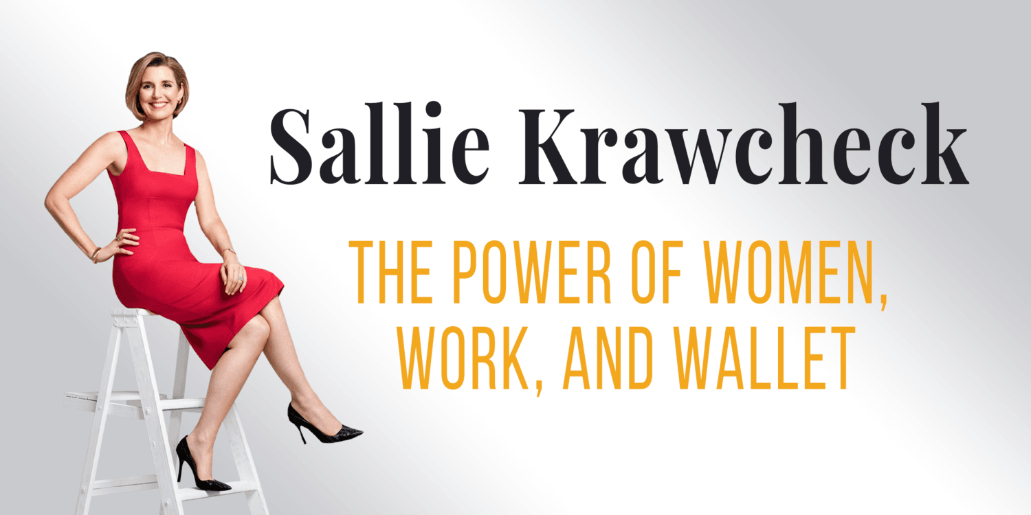 """e168cc6661d Sallie Krawcheck on """"Own It  The Power of Women at Work"""""""