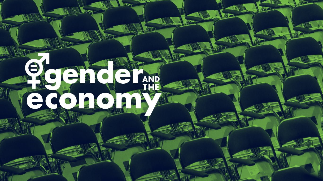 Gender and the Economy logo