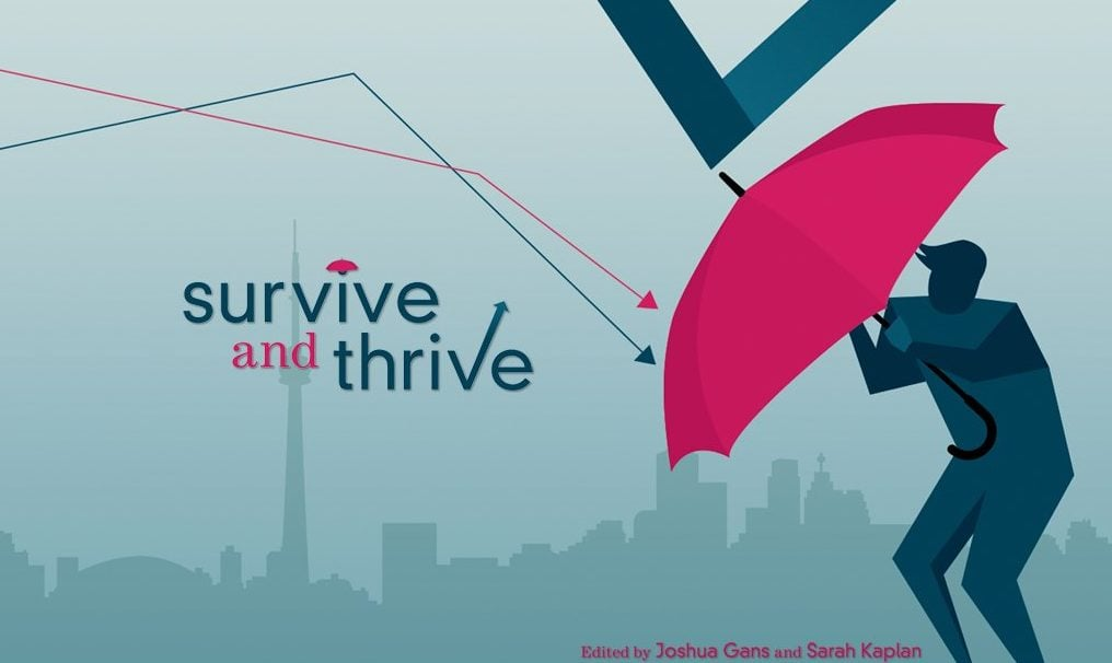 """Survive and Thrive"" cover"