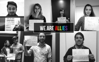 MBA club of allies