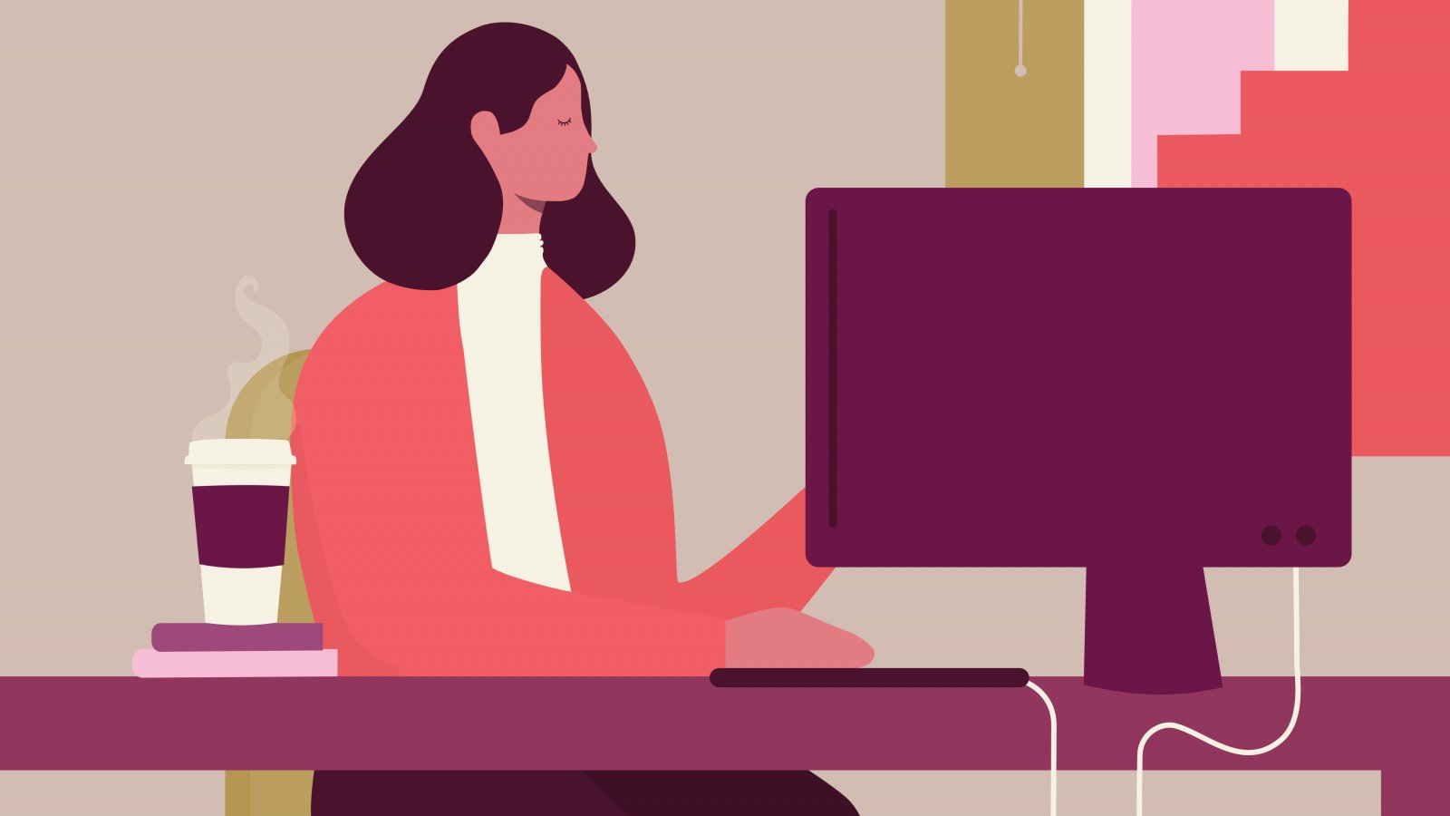 Illustration: The Motherhood Penalty–UofT Magazine
