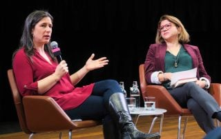 "Rebecca Traister on ""Good and Mad: The Revolutionary Power of Women's Anger"""