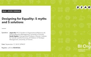 Design for Equality Webinar event banner