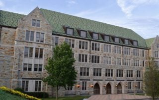 Carroll School of Management Building