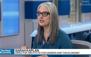 Sarah Kaplan featured on the Real Economy