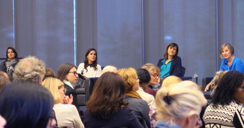 Women and Investing event hosted by the Institute of Gender and the Economy