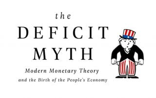 The Deficit Myth Book Cover