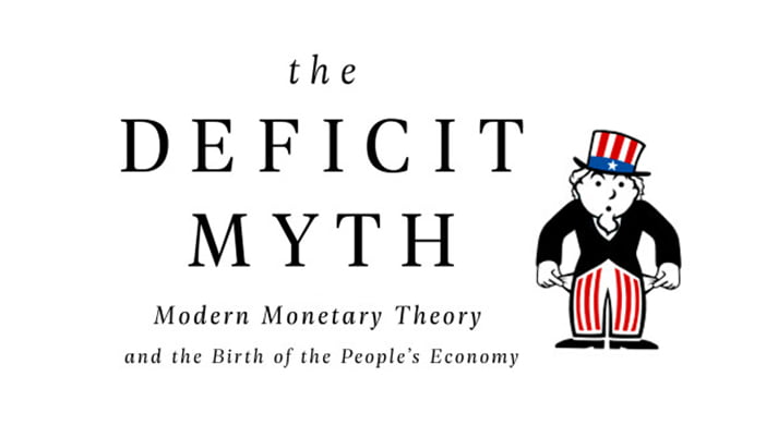 "Livestream: Stephanie Kelton on ""The Deficit Myth"" 