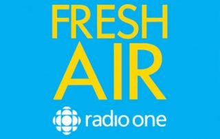 Fresh Air Radio One logo