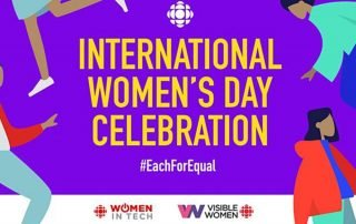 CBC IWD panel discussion poster