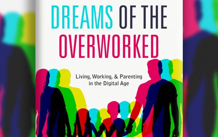 Dreams of the Overworked Book Cover