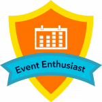 Event Enthusiast badge