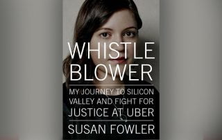 Susan Fowler Book Cover