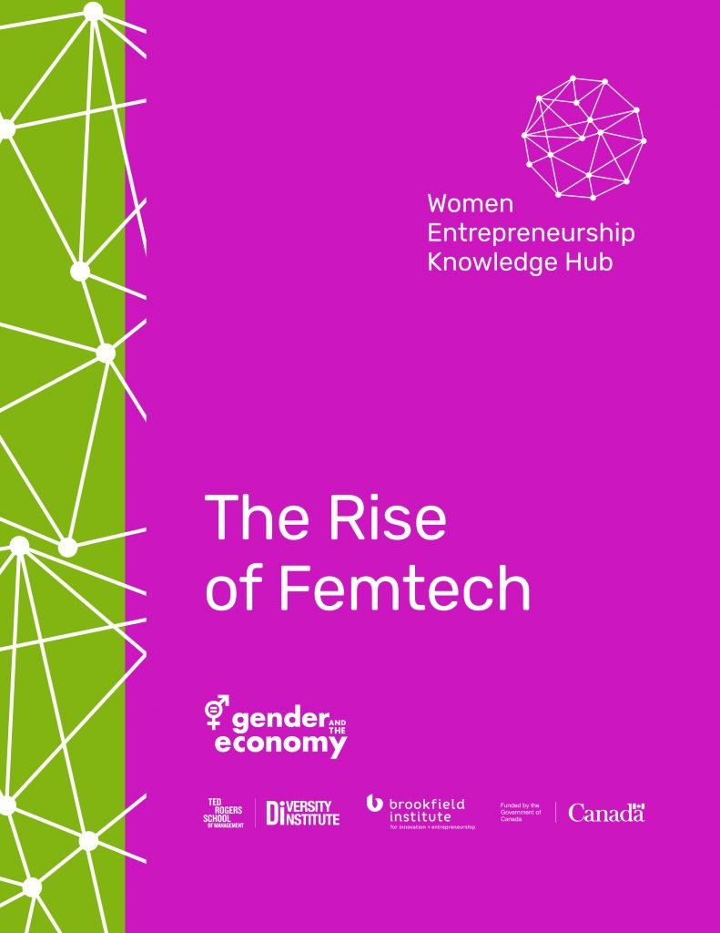 The Rise of Femtech cover